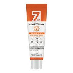 May Island 7 Days Secret Vita Plus - Крем для осветления и выравнивания тона кожи