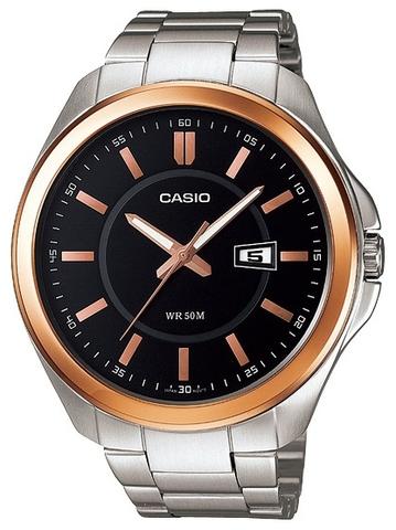 Купить Наручные часы CASIO MTP-1318GD-1ADF по доступной цене