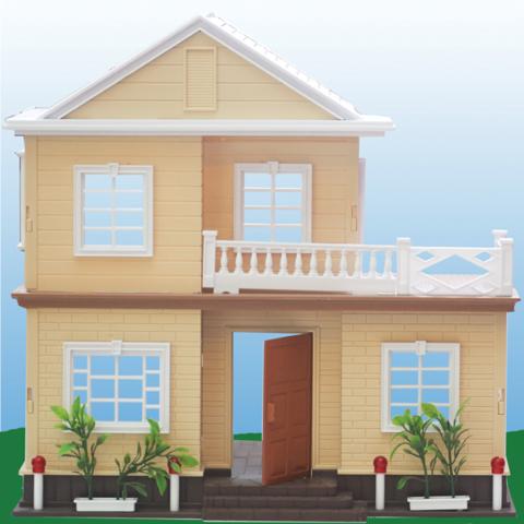 Дачный домик Anbeiya family 015-14