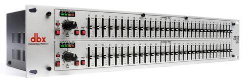 Эквалайзеры dbx 231S