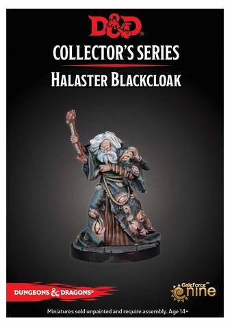 D&D Collector`s Series: Dungeon of the Mad Mage - Halaster Blackcloak