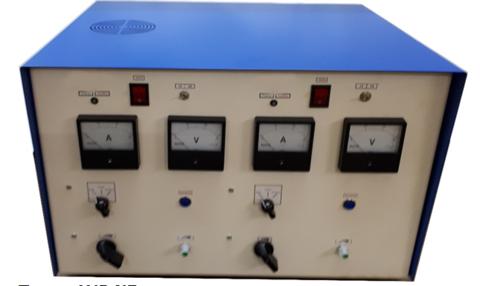ЗУ-2-2 (ЗР) Зарядно-разрядное устройство на 2 канала