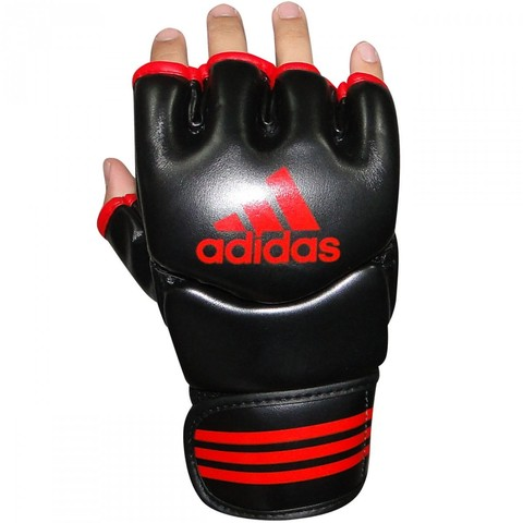 Перчатки MMA Adidas Traditional Grappling glove ADICSG07 (Черный)