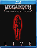 Megadeth / Countdown To Extinction Live (Blu-ray)