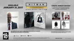 Sony PS4 Hitman. Первый сезон. STEELBOOK EDITION (русские субтитры)