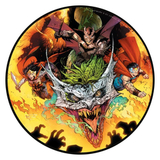 Soundtrack / DC's Dark Nights: Metal Soundtrack (Picture Disc)(12' Vinyl EP)