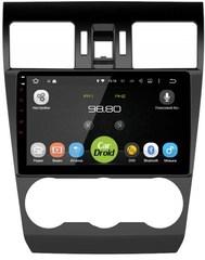 Штатная магнитола на Android 6.0 для Subaru Forester 13-16 Roximo 4G RX-3401