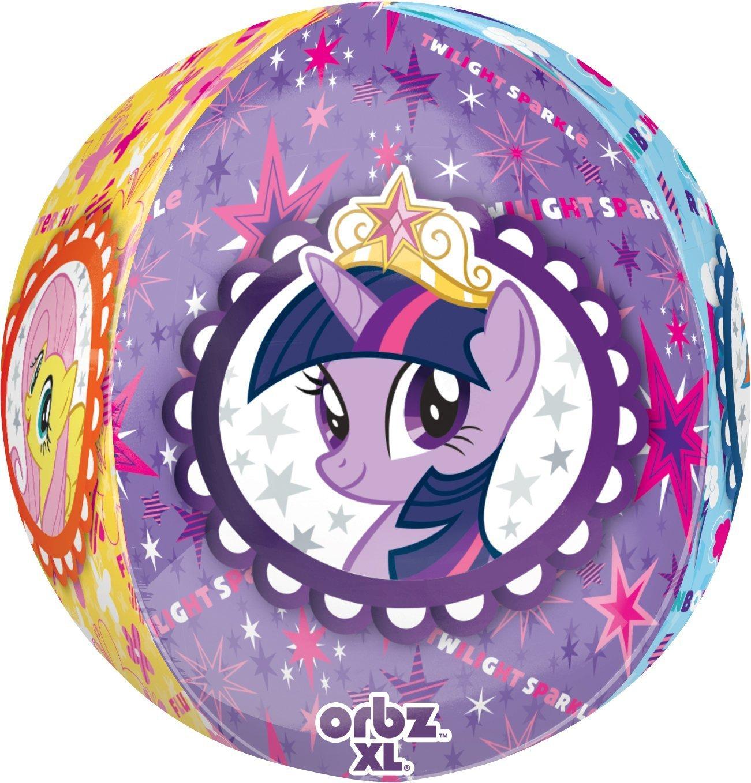 My Little Pony Фольгированный шар сфера My Little Pony HTB1k7k1KVXXXXcXXFXXq6xXFXXXy.jpg