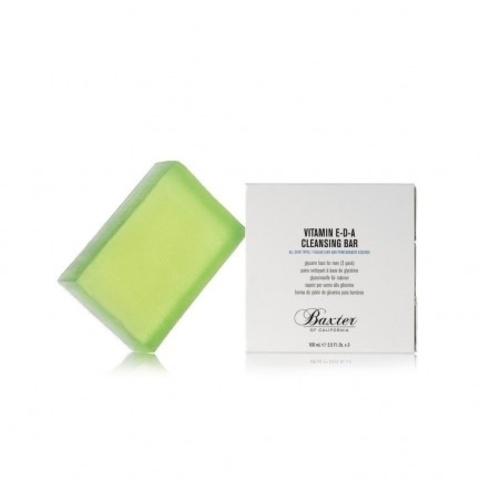 Очищающее мыло с ароматом лайма и граната и витаминами E, D и A
