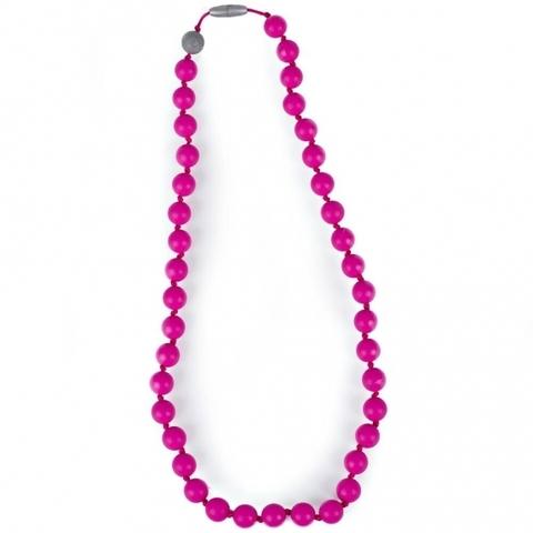 Слингобусы Itzy Ritzy Round Bead Hot Pink