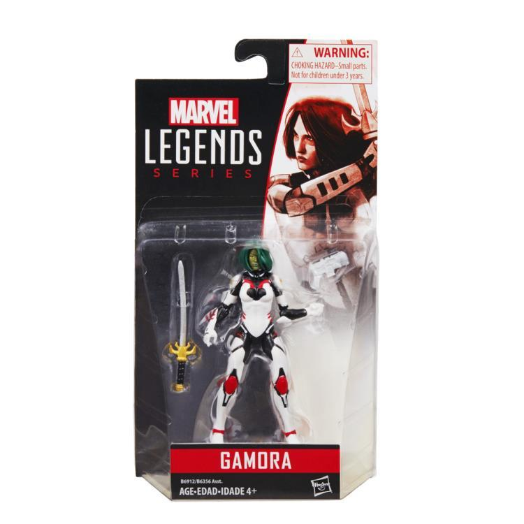 Фигурка Гамора (Gamora) Marvel Legends 9,5 см