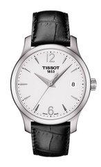 Женские часы Tissot T063.210.16.037.00 Tradion Lady