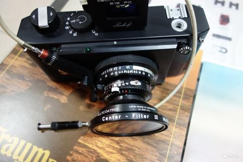 Linhof Technorama 612 PC SuperAngulon 65mm f/5.6