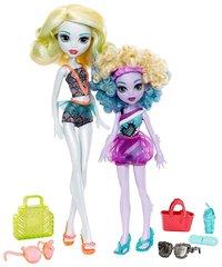 Набор кукол Монстер Хай Лагуна Блю (Lagoona Blue) и Келпи Блю (Kelpie Blue) - Семейка Монстров, Mattel