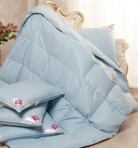 Одеяло пуховое кассетное 140х205 Eliza