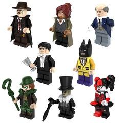 Минифигурки Бэтмен серия 214