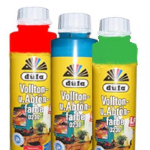 Dufa Volton und abtonfarbe/Дюфа Волтон унд абтонфарбе колеровочная краска краситель
