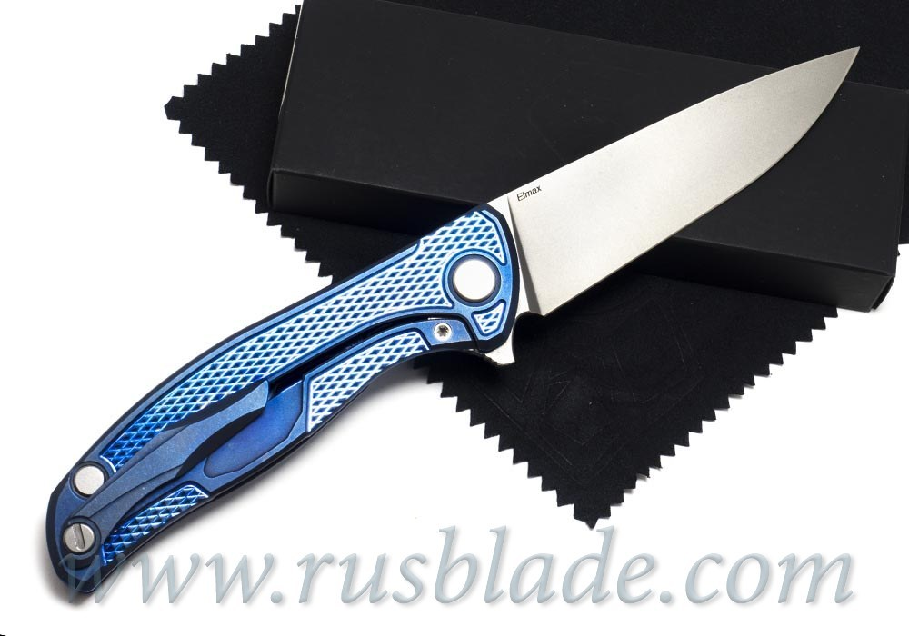 CUSTOM Shirogorov F95 Navy FLAG