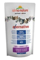 Корм для взрослых кошек, Almo Nature HFC ALMO NATURE ALTERNATIVE CATS, со свежей уткой (50% мяса)