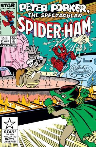 Peter Porker, the Spectacular Spider-Ham (1985) #11
