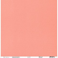 Бумага - кардсток ЦВЕТНАЯ текстурированная, 30,5*30,5 см, 235 гр/м.