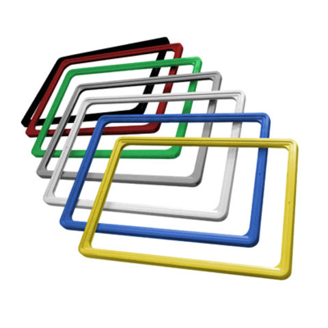 Рамка формата А3 PF-A3, зеленый