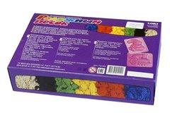 Lori Набор для детского творчества Радужный песок 6 цветов