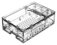 Купить корпус Multicomp для Raspberry Pi 4
