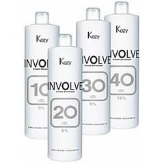 KEZY окисляющая эмульсия involve cream developer 6% 1000мл