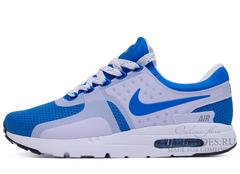 Кроссовки Женские Nike Air Max Zero White Blue