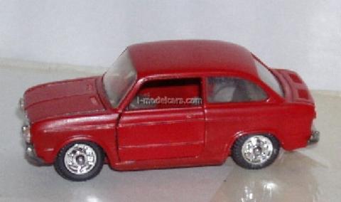 Fiat 850 #6 USSR remake 1:43