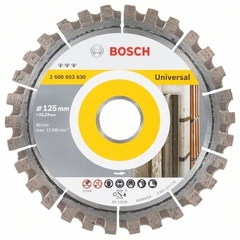Алмазный диск Bosch Best for Universal 125х22,23 мм