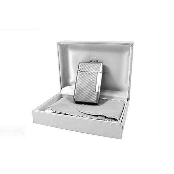 Зажигалка Pierre Cardin кремниевая газовая, цвет темная бронза с гравировкой, 3,7х1,1х6см