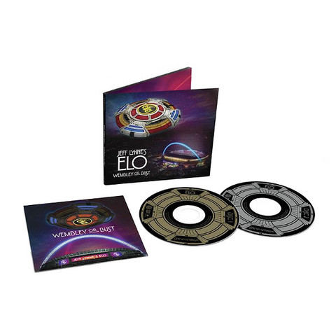Jeff Lynne's ELO / Wembley Or Bust (2CD)
