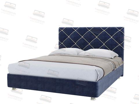 Кровать Sontelle Киара синий
