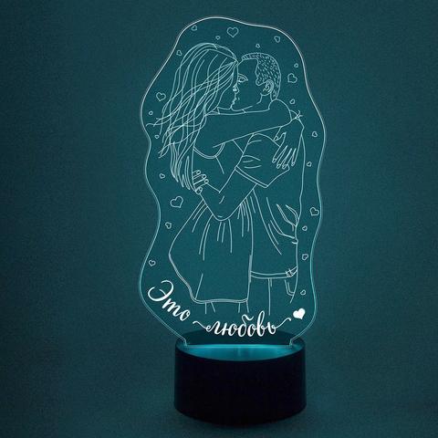 Портрет светильник