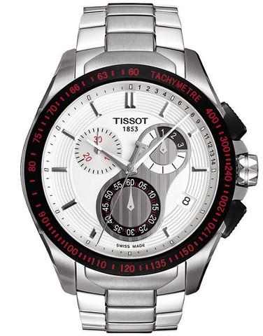 Купить Мужские швейцарские часы Tissot T-Sport Veloci-T Quartz T024.417.21.011.00 по доступной цене