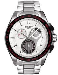 Мужские швейцарские часы Tissot T-Sport Veloci-T Quartz T024.417.21.011.00