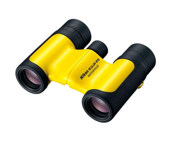 бинокль  Aculon W10 8 21 желтый