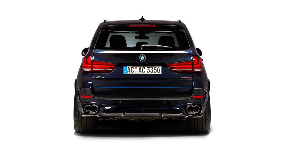 Ac Schnitzer Body Kit For Bmw X5 F15 Buy With Door To Door