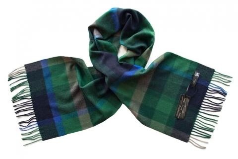 Кашемировый шарф, мужской 70090 SH4