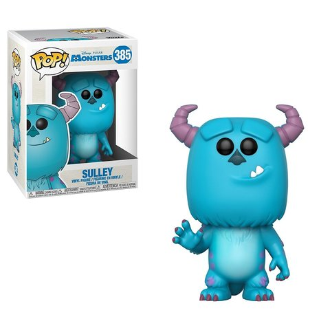 Sulley (Monsters) Funko POP! Vinyl Figure || Салли (Корпорация Монстров)