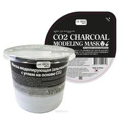 La Miso Charcoal Modeling Mask - Маска моделирующая (альгинатная) с углем на основе CO2