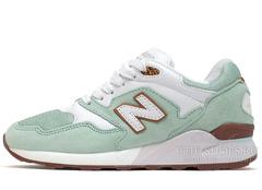Кроссовки Женские New Balance 878 Mint White