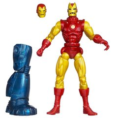 Iron Man 3 Marvel Legends Series 01 - Classic Horned Iron Man