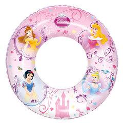 Плавательный круг надувной детский 56см