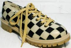 Женские туфли весна Goby TMK6506