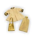 Костюм с пальто - Детали. Одежда для кукол, пупсов и мягких игрушек.