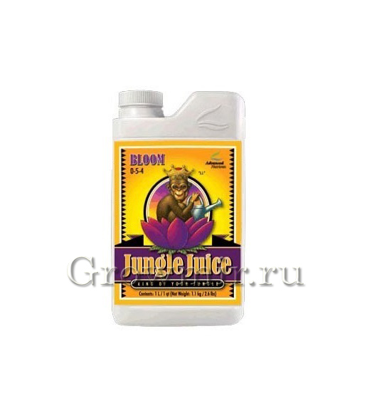 Advanced Nutrients Jungle Juice Bloom (1л или 5л)