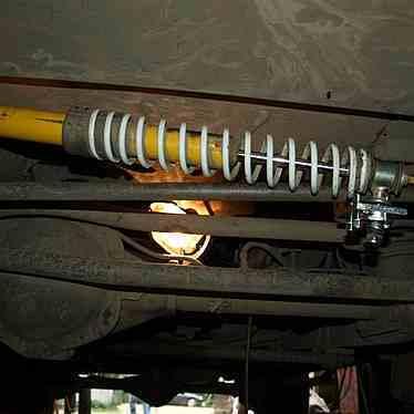 Установка рулевого демпфера на УАЗ Хантер фото-1
